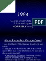 1984 _ Satire  PPT.ppt