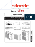 Fujitsu Err