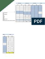 Copia de Proyeccion de Ventas Enero y Febrero 2018 - Reporte EVA