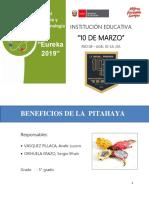 Proyecto de Los Beneficios de La Pitahaya (2)