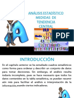 Medidas de Tendencia Central PDF