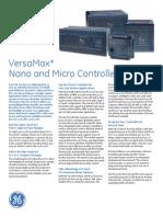 Ge Int Micro Nano Plc Cutsheet