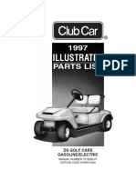 1997 Ds Golf Cars