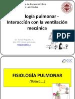 Mecanica Pulmonar y VMI Curso VM Enfermeria 2017