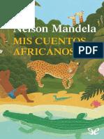 Mandela, Nelson Mis Cuentos Africanos