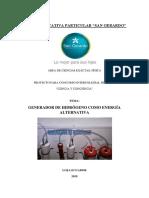 GENERADOR DE HIDROGENO COMO ENERGIA ALTERNATIVA SAN GERARDO.docx