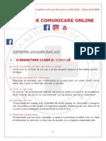 Canale de Comunicare Online v2