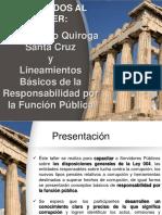 Presentación - Ley 004