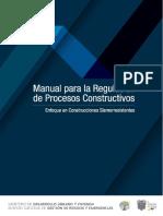 Manual-para-la-Regulacion-de-Procesos-Constructivos NEC 2015