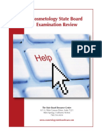 Cosmetology State Board Examination Review Questions
