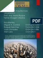 Imagen Urbana Grupo 3.