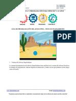 Guía de Programación_juego Ping-pong Con Arduino