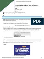 Proyecto Hidroeléctrico Minas San Francisco – ARCONEL.pdf