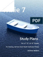 Trixie 7 Dinghy- Study Plans