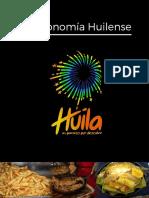 GASTRONOMIA HUILENSE