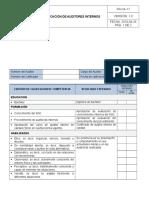 FR-CA-17V1.1 Calificacion de Auditores Internos