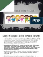 Segunda Clase Niños 2019