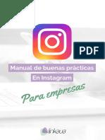 Manual de Buenas Prácticas en Instagram