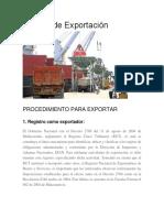 Documentacion para la Exportación e Importacion.docx