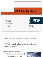 RFID in Logistics