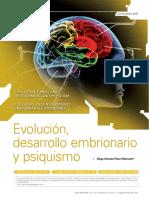 Evolucion Desarrollo Embrionario y Psiquismo