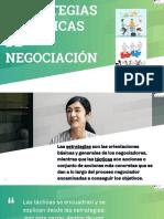 ESTRATEGIAS DE NEGOCIACION