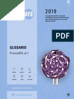 Primus v3.1 Glossary Esp