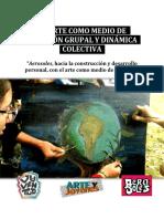 Aerosoles - El Arte Como Medio de Cohesion Grupal y Dinamica Colectiva