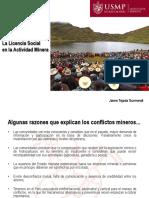 12va° Sesión -  La Licencia Social En La Actividad Minera - Regalias Mineras.ppt