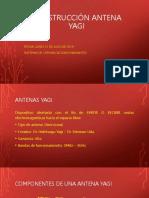 Construcción Antena Yagi (1)