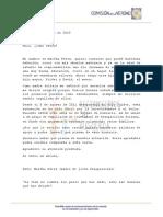 Carta Martha Pérez
