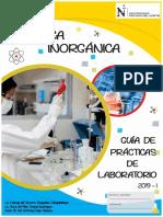 q. Inorgánica 2019 - i Estudiantes