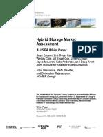 70237 - Hybrid Storage Market Assessment