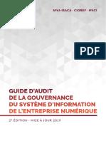 2019 Guide Audit Gouvernance Systeme Information Entreprise Numerique 2eme Edition Cigref Afai Ifaci(1)
