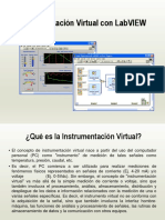 Instrumentacion Virtual Labview