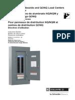 NEW SQUARE D QO240GFI 2P 40A Eaton CHQ240GF Classified Circuit Breaker