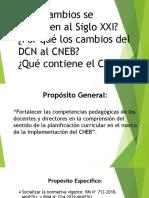 Implementación Del CNEB LA