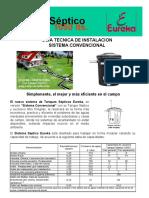 Catalogo Tanque Septico Eureka