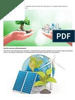 Caracteristicas de Un Desarrollo Sostenible