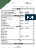 Lista Precios Cibart 10-10-15