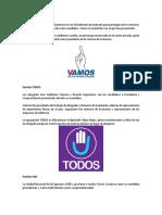 Partidos Politicos 2019