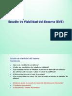 Estudio Viabilidad Del Sistema Evs