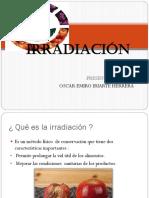Presentación irradiacion