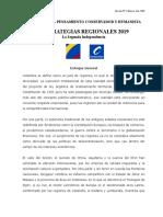 2005 03 08 Estrategias Regionales 2019