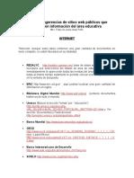 Formato de presentación