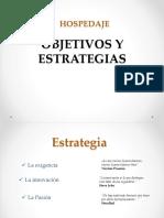 Sesion 2- Objetivos y Estrategias