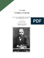 Lenin Guerrilla Warfare