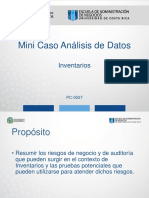 Data Analysis Workbook - Inventarios - Presentación