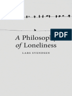 A Philosophy of Loneliness