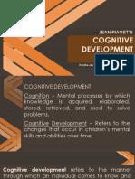 Cognitive Development (Reviewer BSSW 2nd sem)